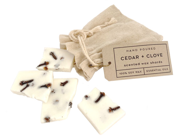 E & I Cedar & Clove Shards