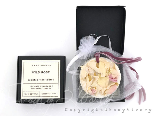 E & I Scented Wild Rose Waxie