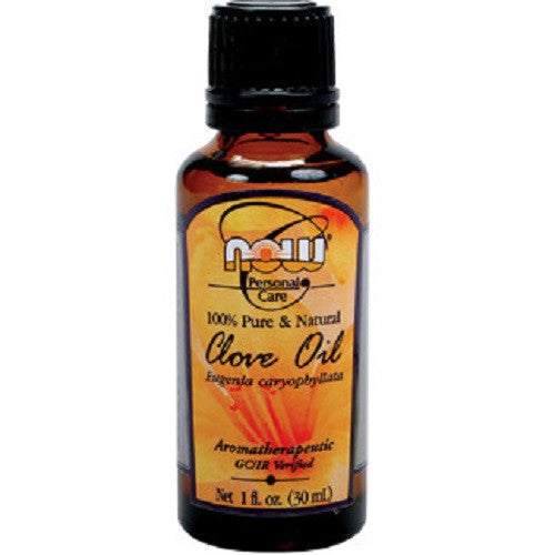 Clove Oil, 1 oz.