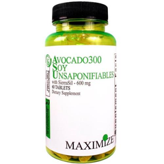 ASU300-Avocado Soy Unsaponifiables, w/SierraSil, 60 Tablets