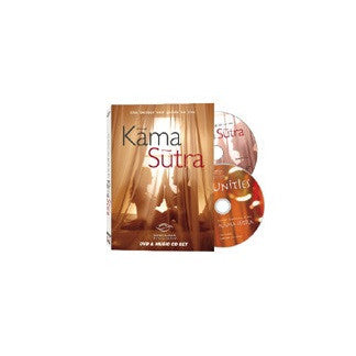 The Better Sex Guide to Kama Sutra DVD
