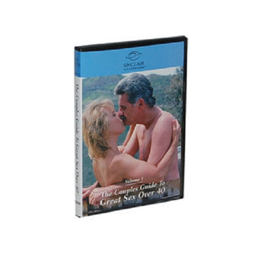 Couples Guide to Great Sex over 40 Vol 1 DVD