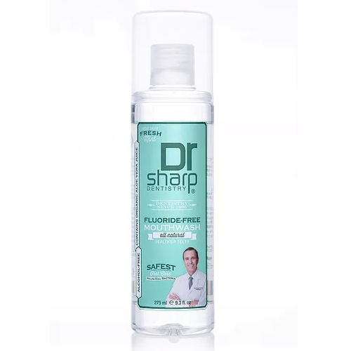 Dr. Sharp Fresh Mint Mouthwash