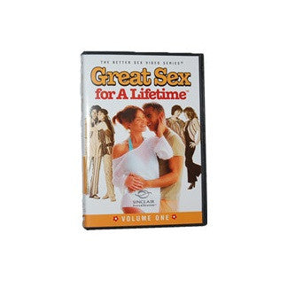 Great Sex for a Lifetime volume 1: Advanced Sex Play & Positions DVD