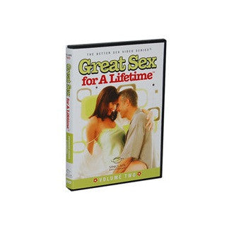 Great Sex for a Lifetime volume 2: Expanding Sexual Pleasures DVD
