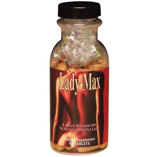 Lady-Max, 90 Tablets