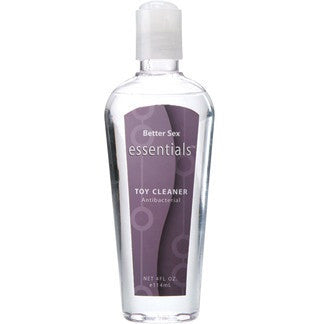 Better Sex Essentials Toy Cleaner 4 oz