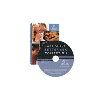 The Best of Better Sex Collection DVD
