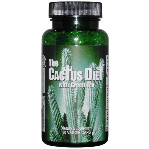 Cactus Diet, The, 60 Veggie Caps