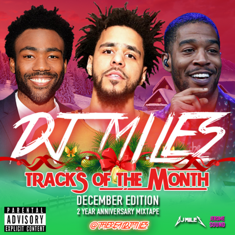 Tracks of the Month Mixtape Slot: December Edition