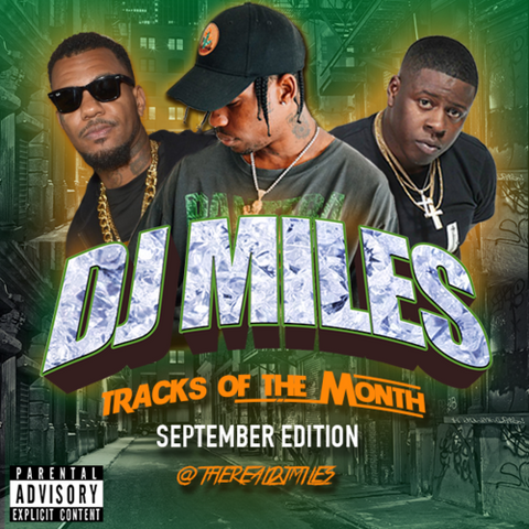Tracks of the Month Mixtape Slot: September Edition