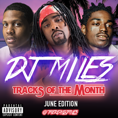 Tracks of the Month Mixtape Slot: June Edition