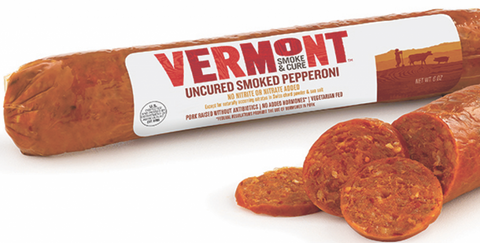 Vermont Smoke & Cure Smoked Pepperoni