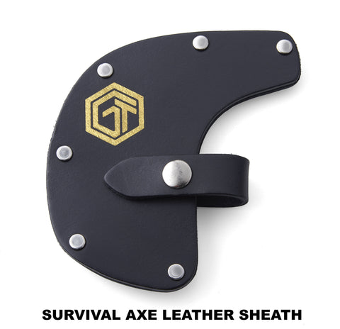 OGT Leather Sheath for Survival Axe