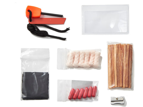 OGT Fire Mini - Pocket Fire Starting Kit
