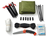OGT Shelter - 22 Piece Shelter Building Kit