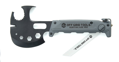 OGT Survival Axe Pro - Aluminum Handle
