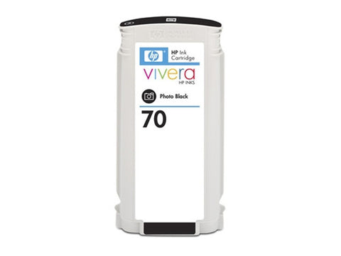 HP 70 130-ml Photo Black Ink Cartridge (C9449A)