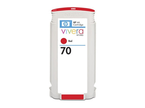 HP 70 130-ml Red Ink Cartridge (C9456A)