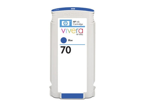 HP 70 130-ml Blue Ink Cartridge (C9458A)