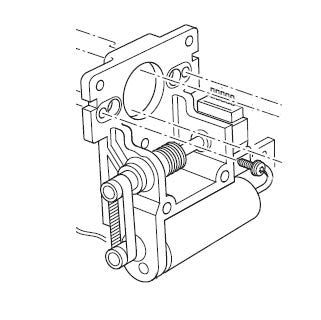 C4723-60303 Designjet 2500CP / 3500CP Paper Drive Motor Assembly