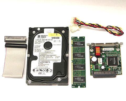 Designjet 5000PS Hard Disk Drive Kit C6091-60255, C6091-69268