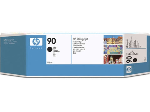 HP 90 775-ml Black Ink Cartridge (C5059A)