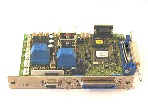 C2394-60002 1050 Multi-Roll Feeder Logic Board