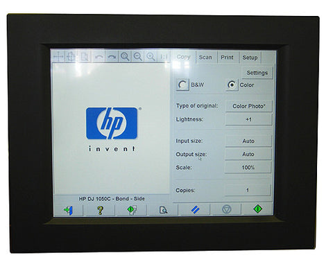 Q1278-60008 Designjet 815mfp, 4200 Scanner PC & Touch Screen