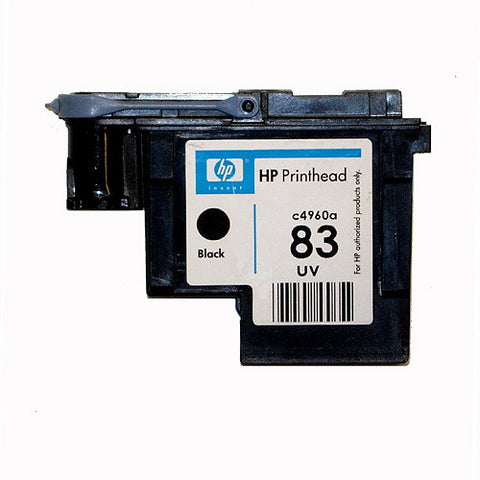 HP 83 Designjet 5000 5500 UV Black Print Head C4860A-R