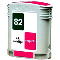 C4912A HP 82 Designjet 500 800 Magenta Ink - Partially Used