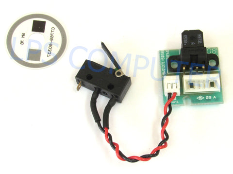 Q1271-60617 HP Designjet 4500 BT Arm Encoder and Paper Load Lever Switch