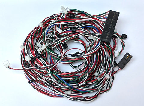 Q6687-50001 Designjet T1120 Cable Harness Mechatronic 44