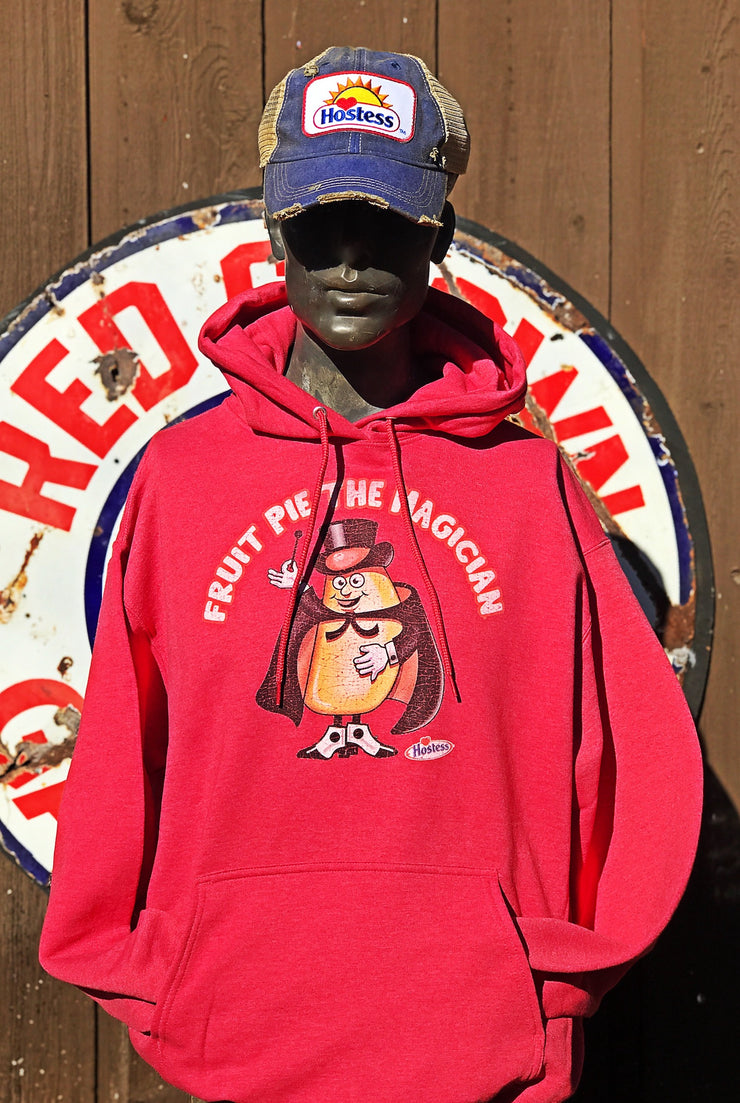 Fruit Pie The Magician Hoodie Angry Minnow Vintage