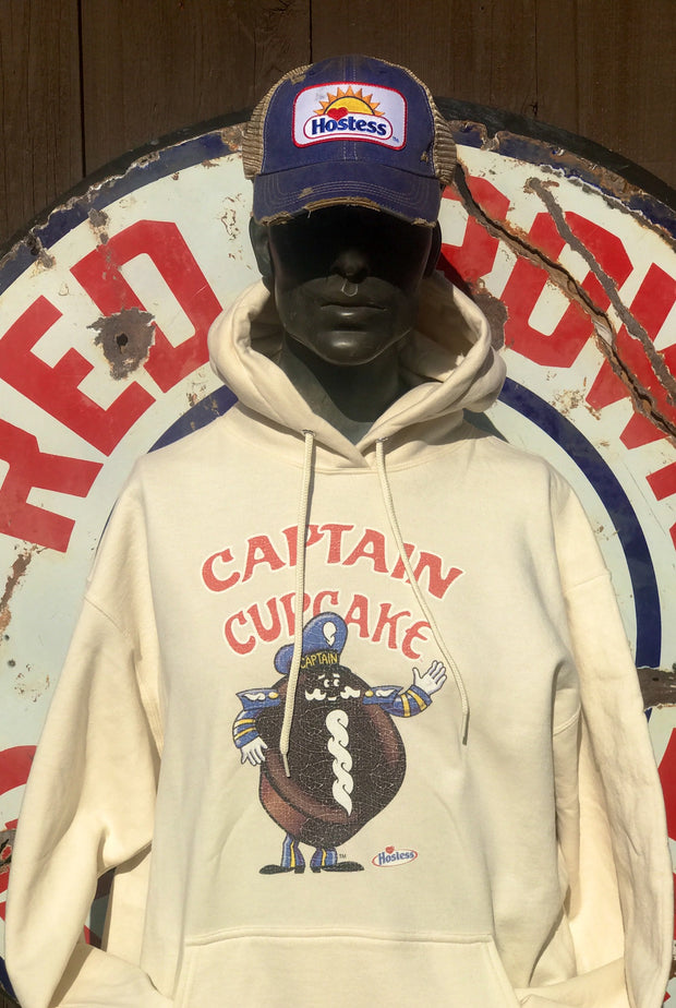 Captain Cupcake Apparel Angry Minnow Vintage
