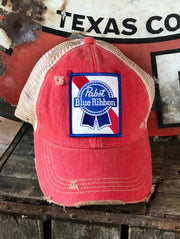 Snapback Hats Pabst Blue Ribbon Beer