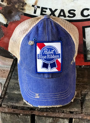 Distressed Vintage Hat PBR