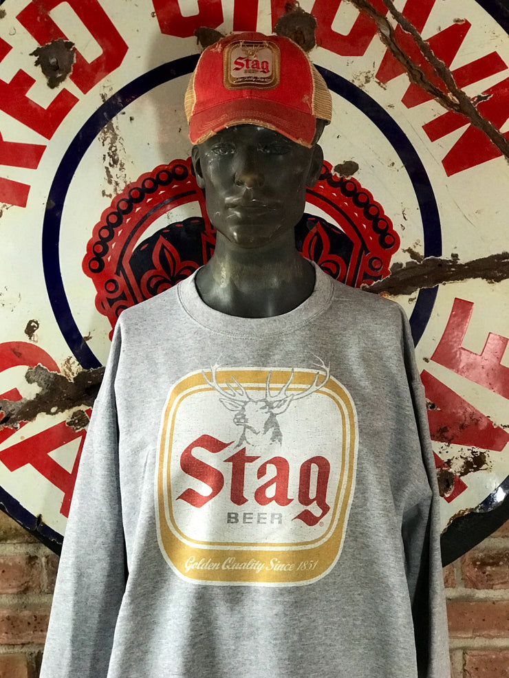 Stag Beer Sweatshirt