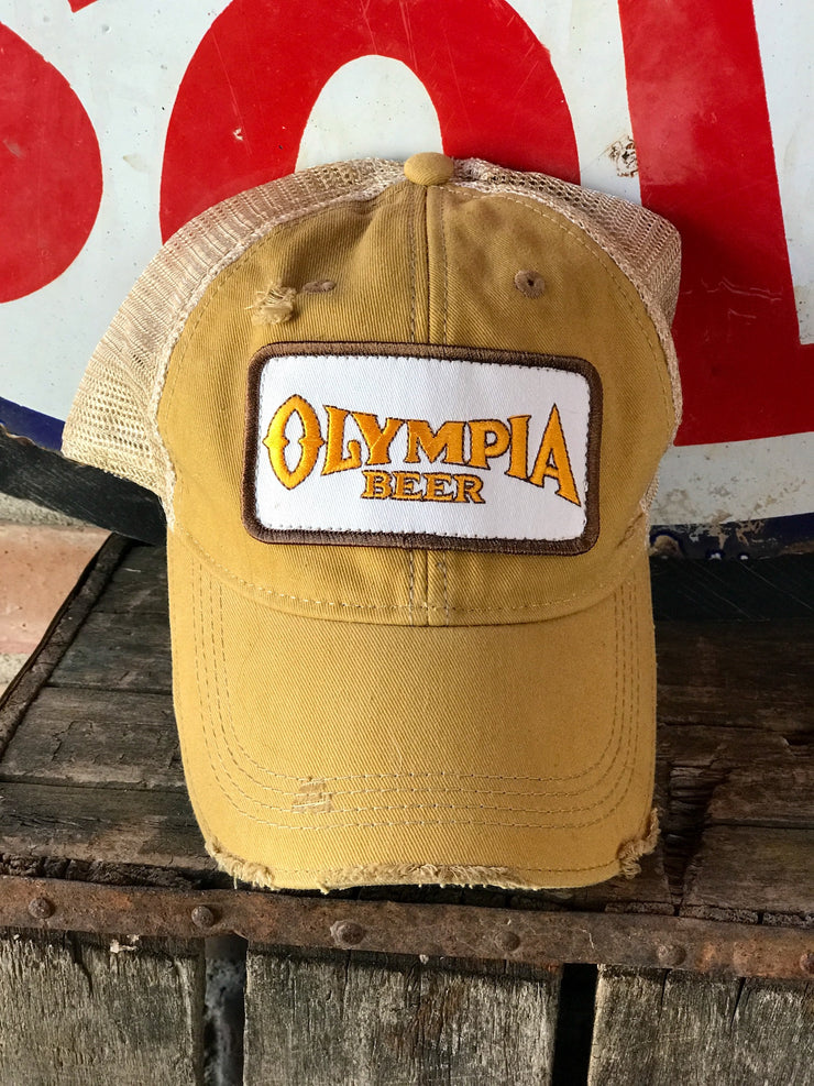Olympia Beer Ball Cap