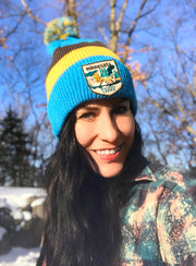 Minnesota Ten Thousand Lakes Stocking Cap