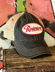 Rainier Non Distressed Baseball Cap