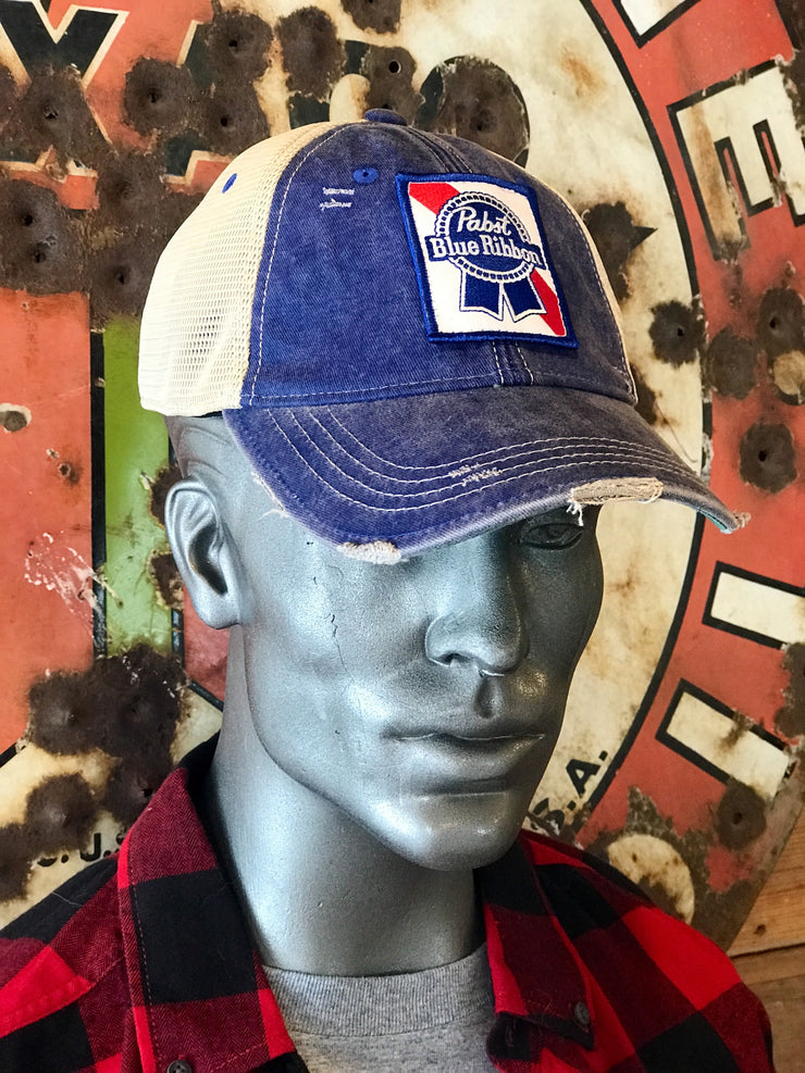 PBR Beer Stretch Fit Hat