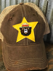 Smokey Bear Baseball Cap