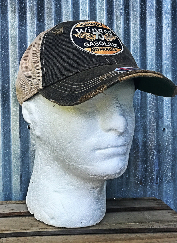 Johnson Gas and Oil Ball Cap