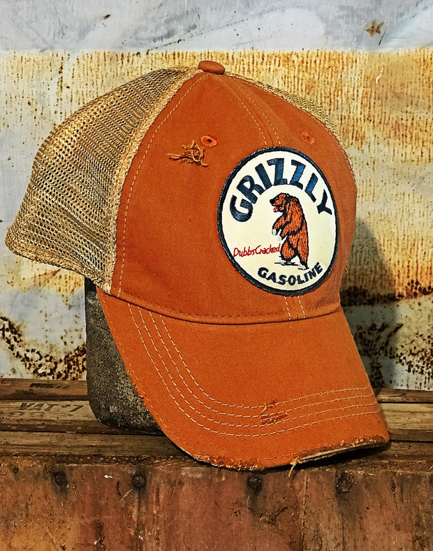 Grizzly Gasoline Apparel