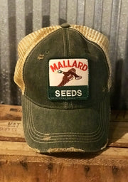Mallard Seeds Ball Cap