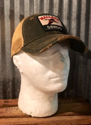Distressed Mallard Seeds Hat