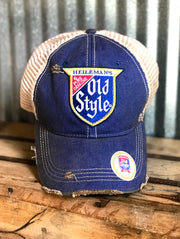 Old Style Beer Baseball Cap