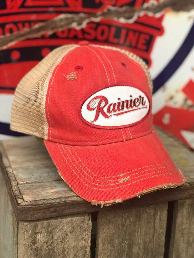 Rainier Beer Ball Cap