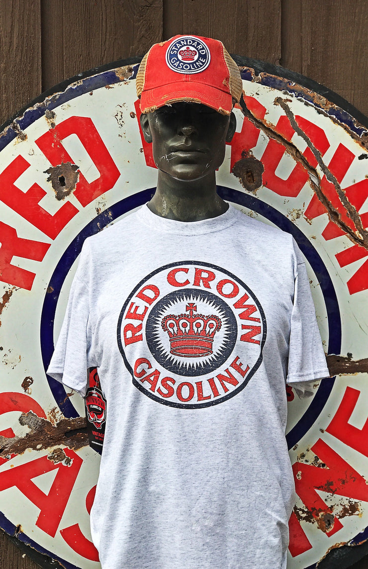 Red Crown Gasoline Tee